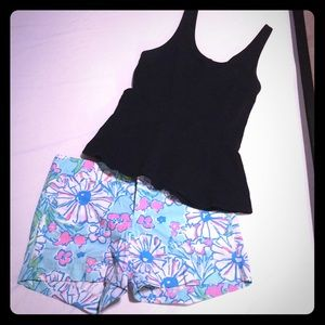 Lily Pulitzer size 4 Callahan shorts